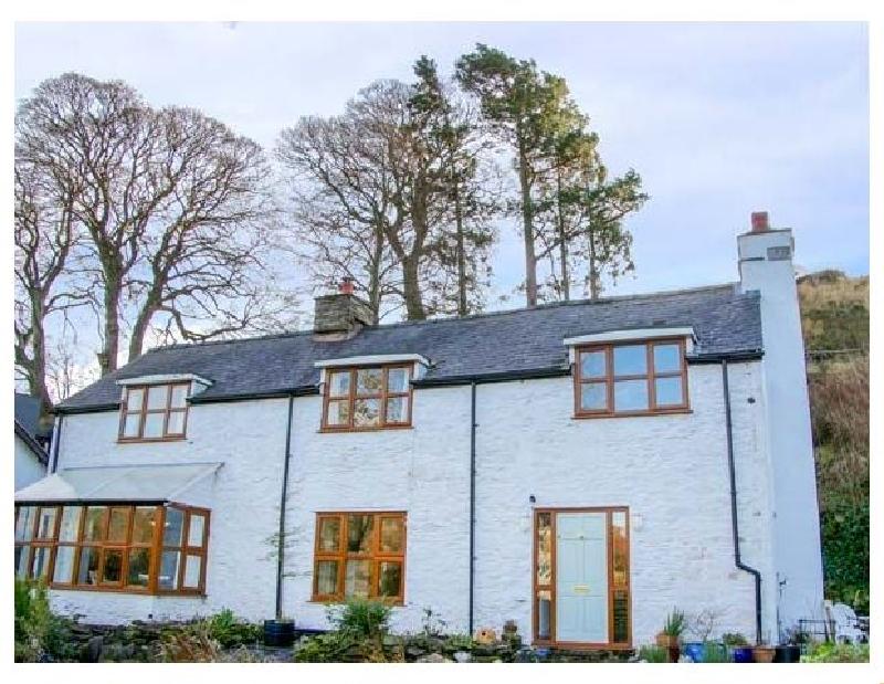 Gladstone House a holiday cottage rental for 6 in Llanarmon Dyffryn Ceiriog ,