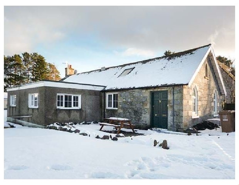 The Old Church Hall a holiday cottage rental for 8 in Tomintoul,