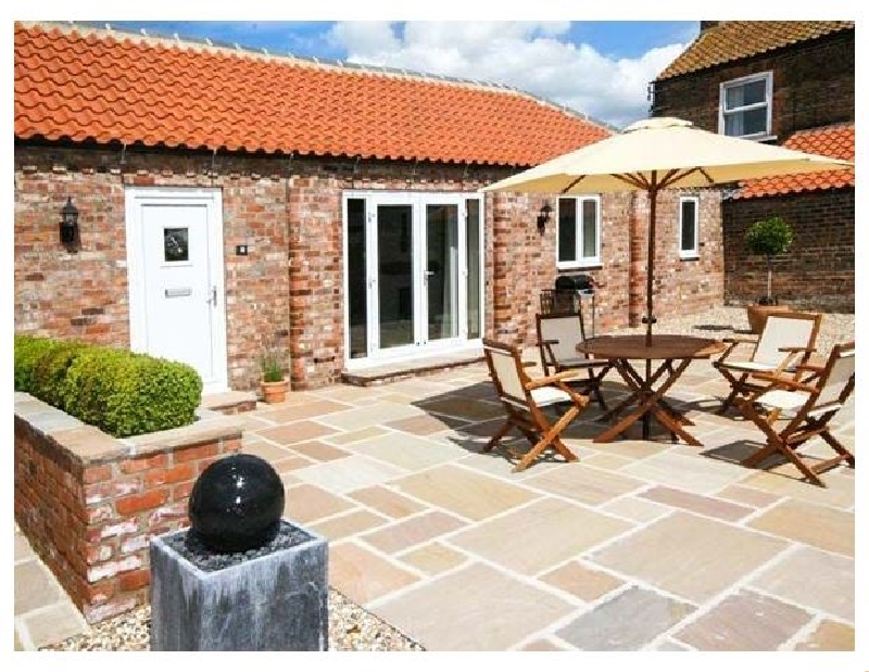 Winsall Court II a holiday cottage rental for 2 in Bridlington,