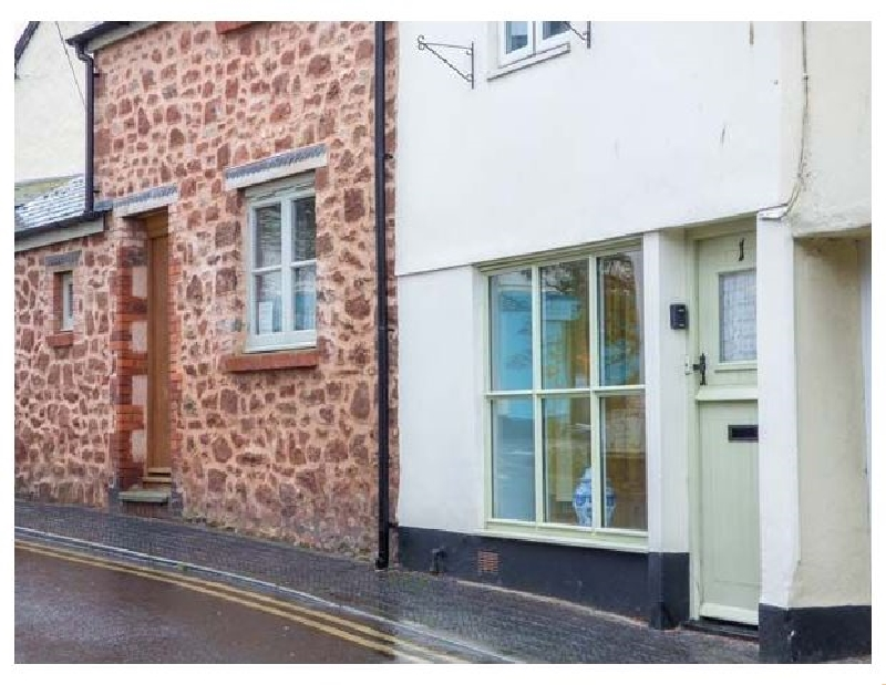 1 Anchor Street a holiday cottage rental for 7 in Watchet,