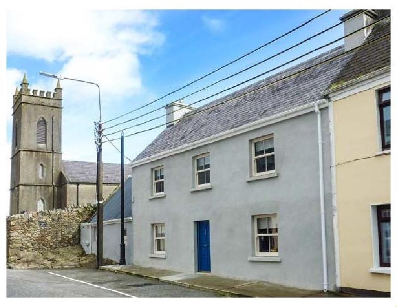 Image of Old Leonard House