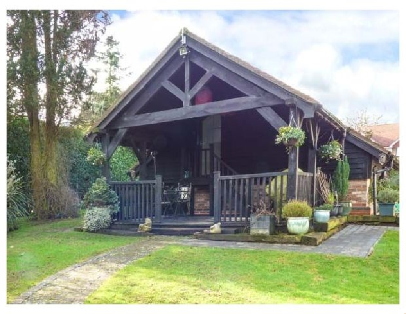 Studio at Little Trees Farm a holiday cottage rental for 2 in Harpenden,