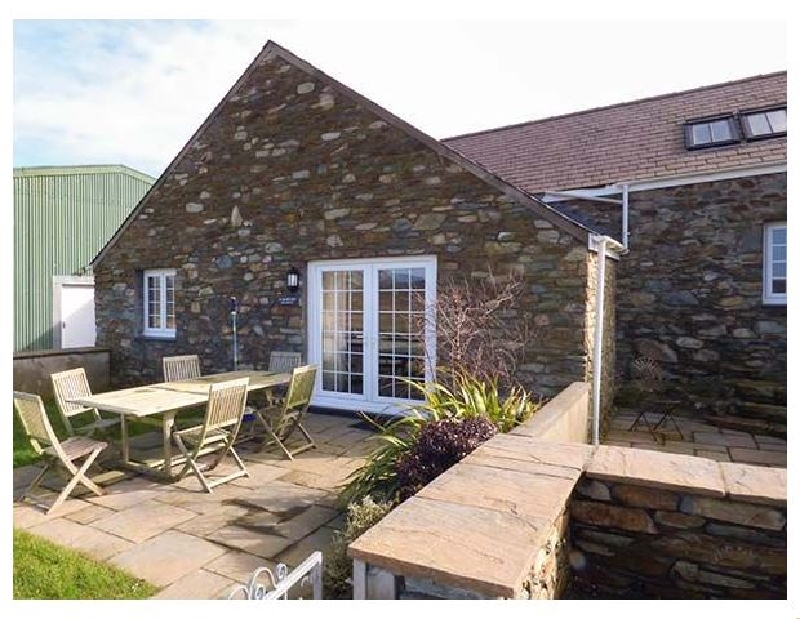 Y Barcud a holiday cottage rental for 6 in Holyhead,