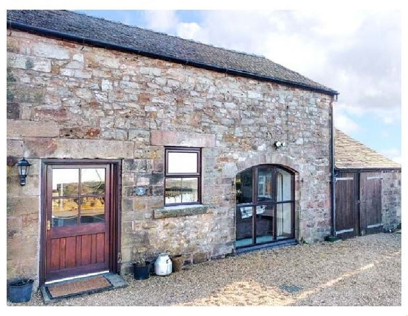Robin Cottage a holiday cottage rental for 4 in Winkhill,