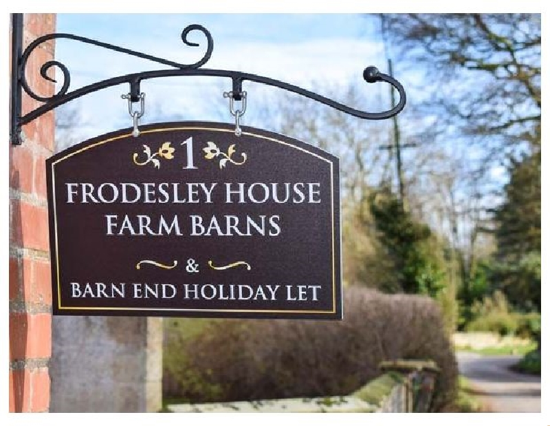 Details about a cottage Holiday at Barn End