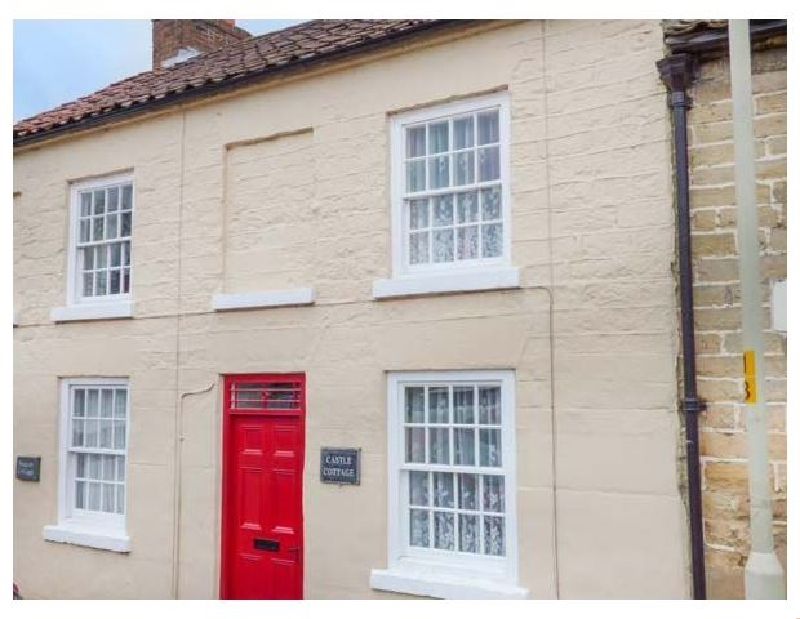 12 Castlegate a holiday cottage rental for 4 in Pickering,