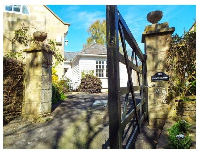 Coach House a holiday cottage rental for 4 in Bath,