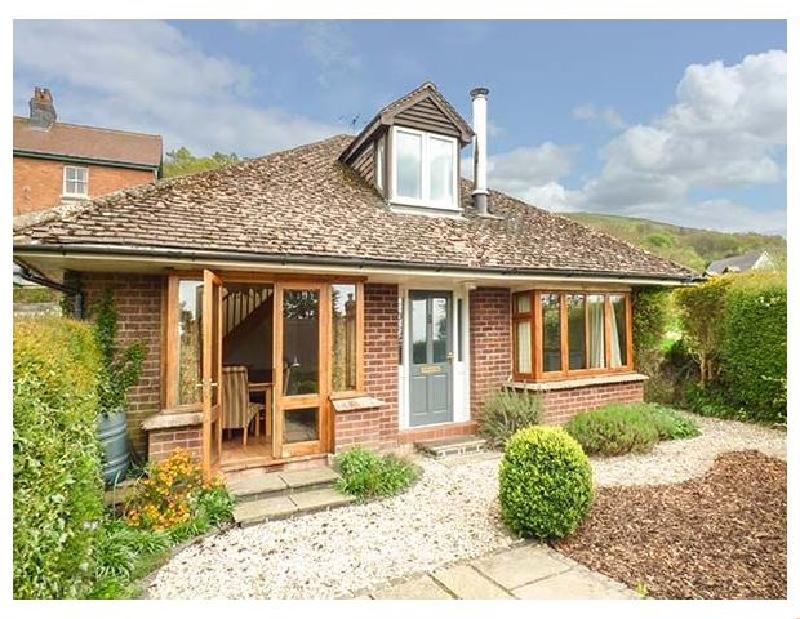 Westdale a holiday cottage rental for 4 in West Malvern,