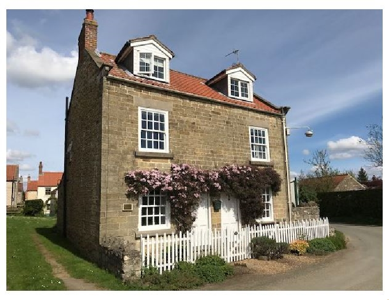 Aban Cottage a holiday cottage rental for 4 in Harome,