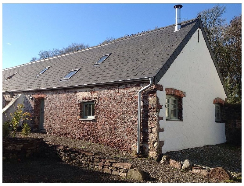 Wagtail Cottage a holiday cottage rental for 4 in Pembroke,
