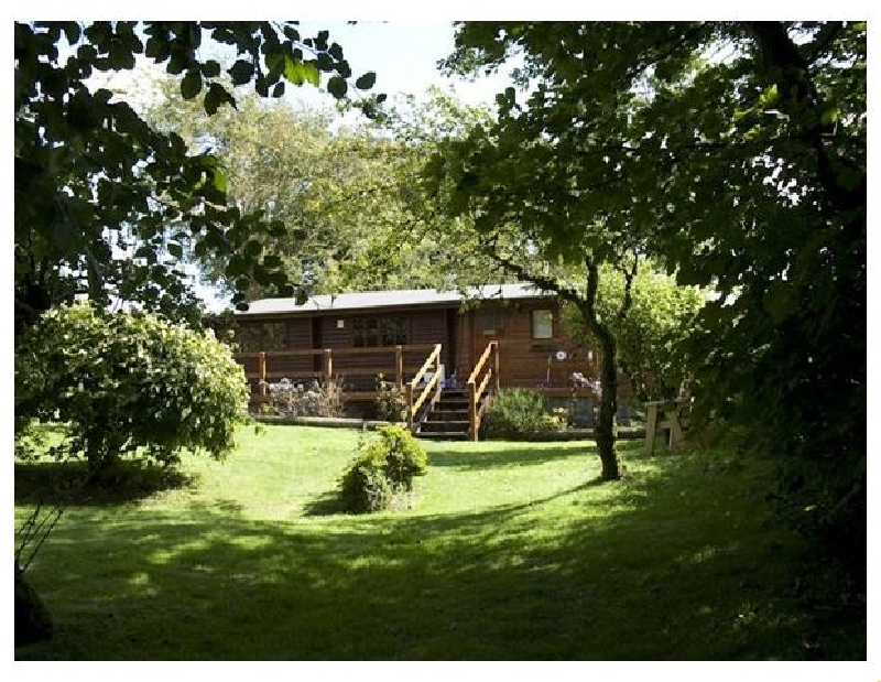 The Log Cabin a holiday cottage rental for 6 in Newcastle Emlyn ,