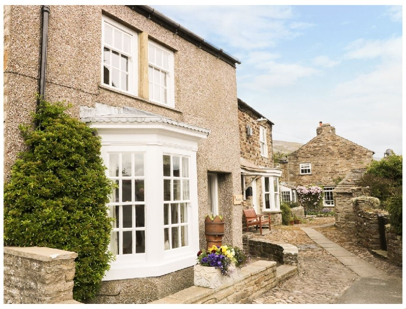 Inglenook a holiday cottage rental for 6 in Reeth,