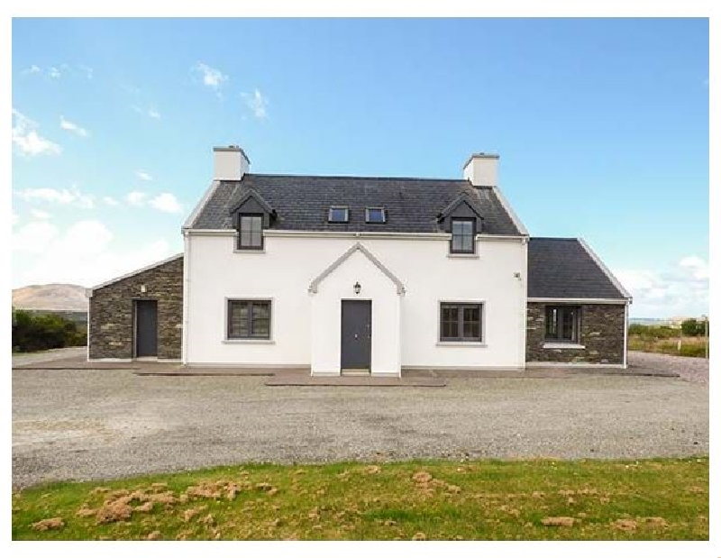 Valentia View a holiday cottage rental for 10 in Cahersiveen,