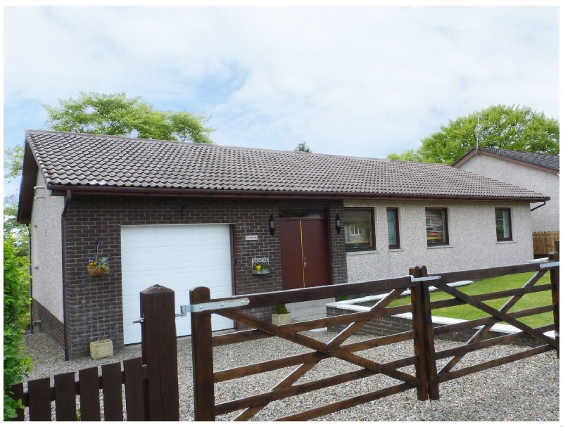Mousebank a holiday cottage rental for 4 in Forth,
