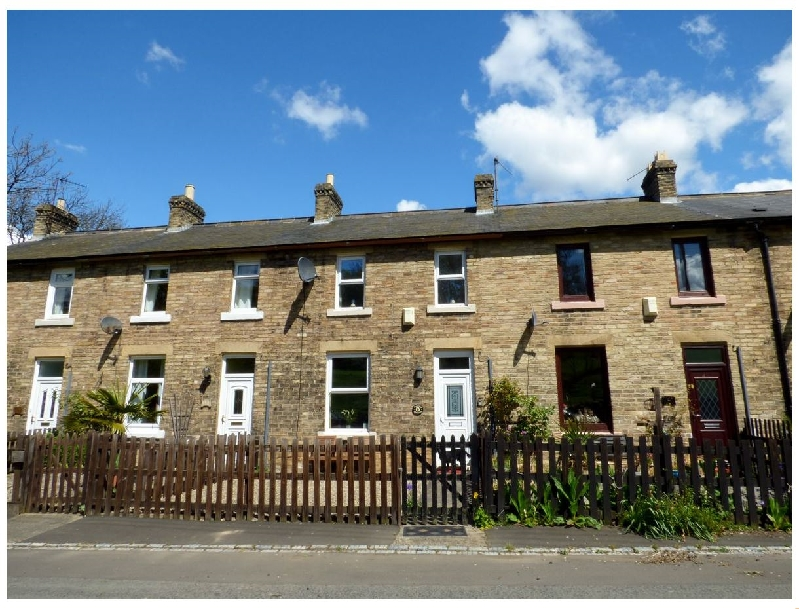Footway Cottage a holiday cottage rental for 4 in Stanhope,