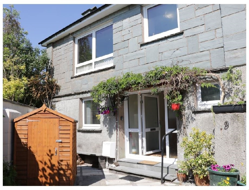 Jakanori a holiday cottage rental for 6 in Staveley,