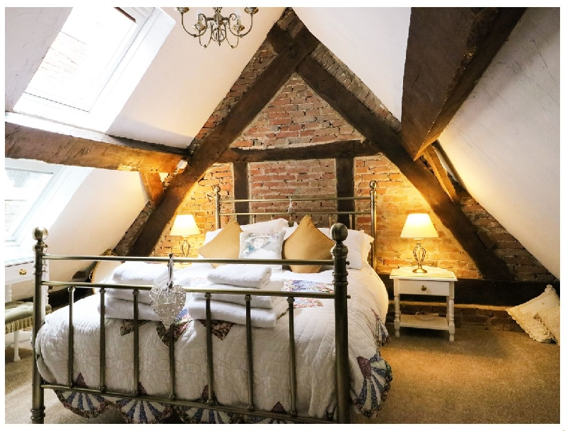 Details about a cottage Holiday at Pegge's Almshouse