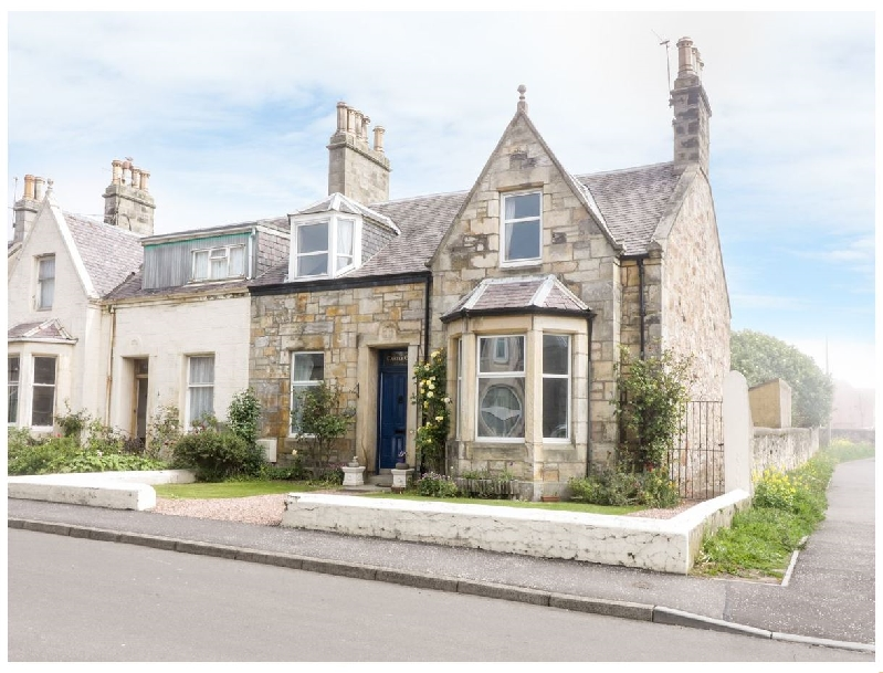 Castle Cliff a holiday cottage rental for 10 in Anstruther,
