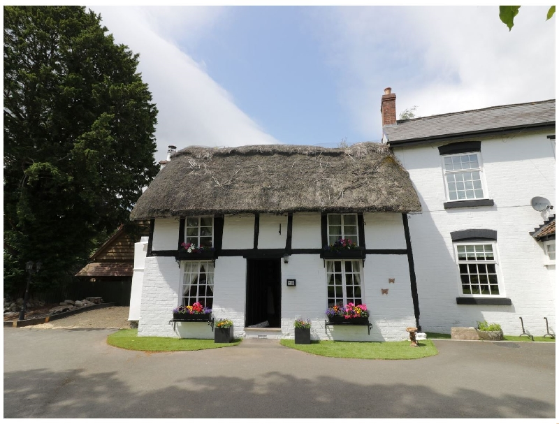 Eightlands a holiday cottage rental for 2 in Hereford,