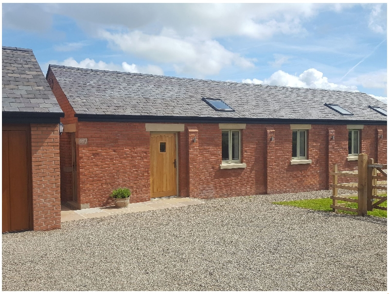 The Shippon at Curtis House a holiday cottage rental for 4 in Longridge,