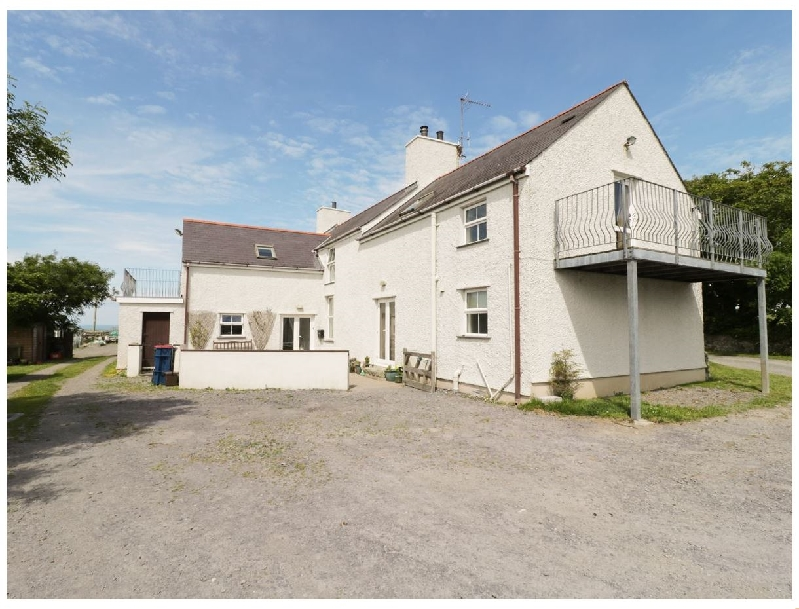 Bodegri Cottage a holiday cottage rental for 2 in Church Bay,
