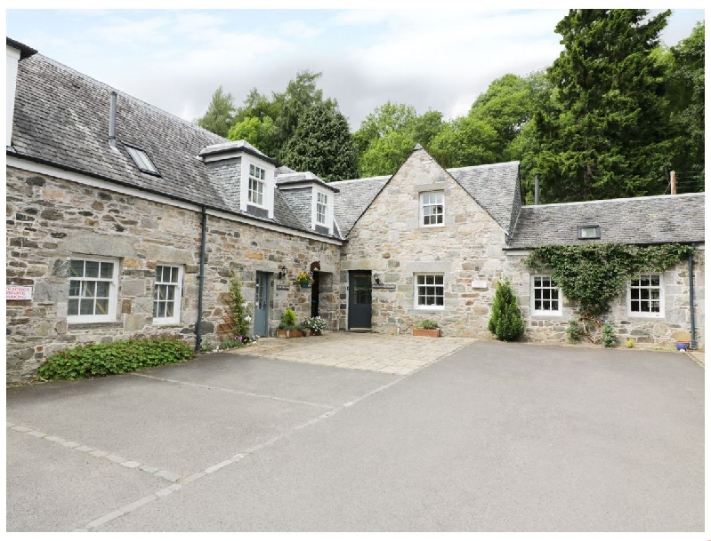 The Salmon House a holiday cottage rental for 4 in Kenmore,
