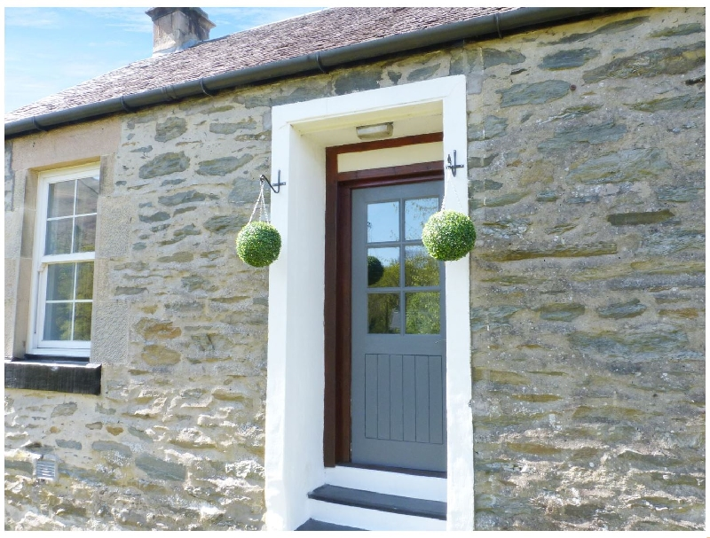 West Cottage a holiday cottage rental for 4 in Arrochar,