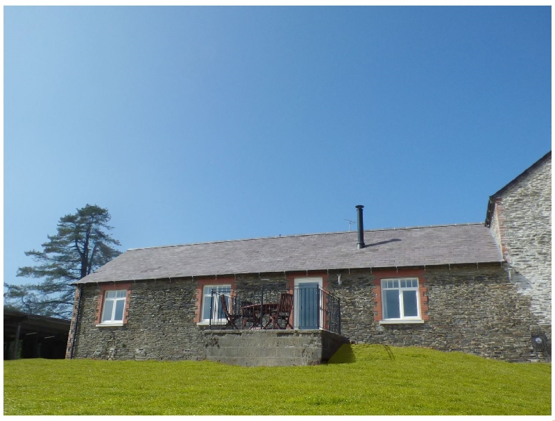 Llaethdy - The Dairy a holiday cottage rental for 4 in Crymych,