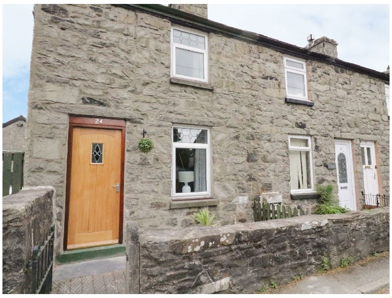 Minffordd a holiday cottage rental for 6 in Bala,
