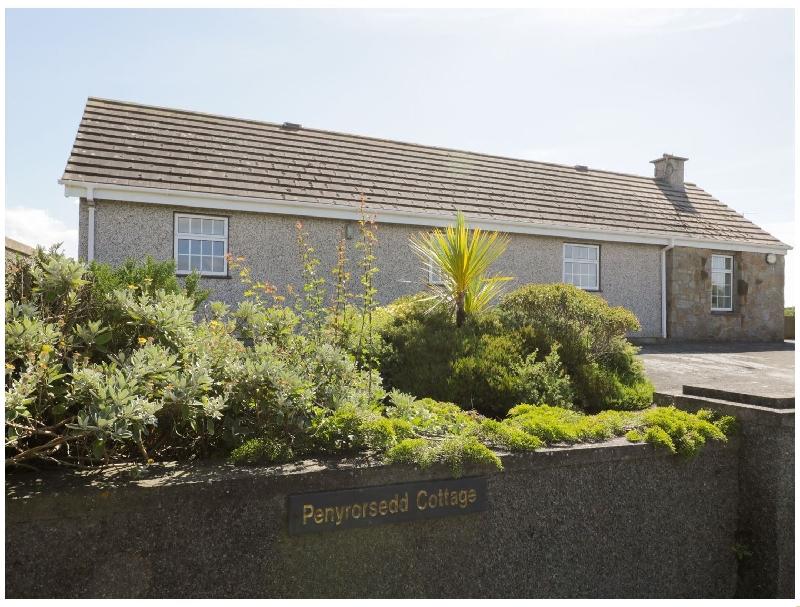 Image of Pen Yr Orsedd Cottage
