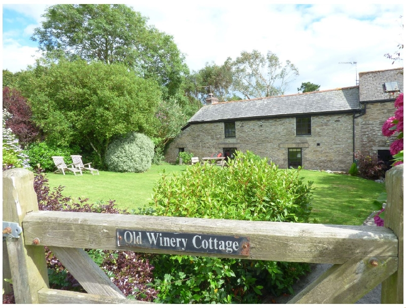 Image of Old Winery Cottage