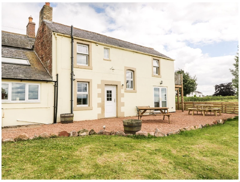 Pointer Dog House a holiday cottage rental for 12 in Carlisle,