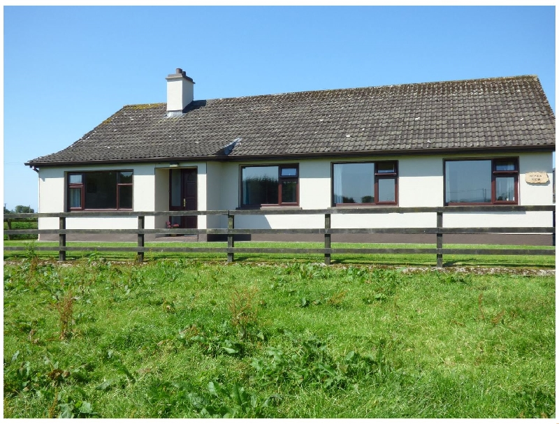 Nephin View a holiday cottage rental for 7 in Ballina,
