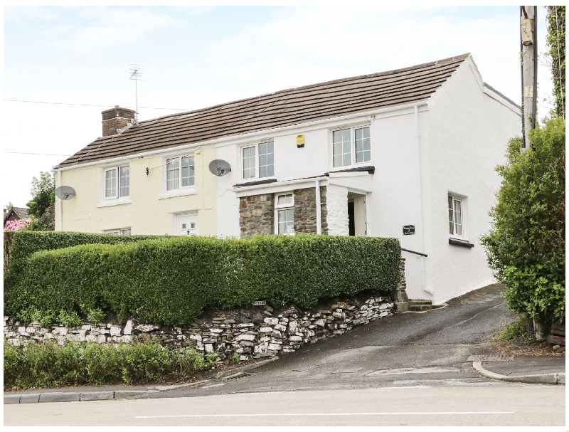 Britannia Cottage a holiday cottage rental for 3 in Pembrey,