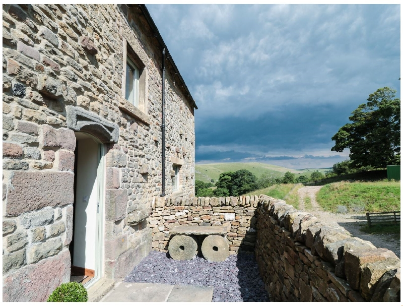 Curlew a holiday cottage rental for 2 in Longnor,
