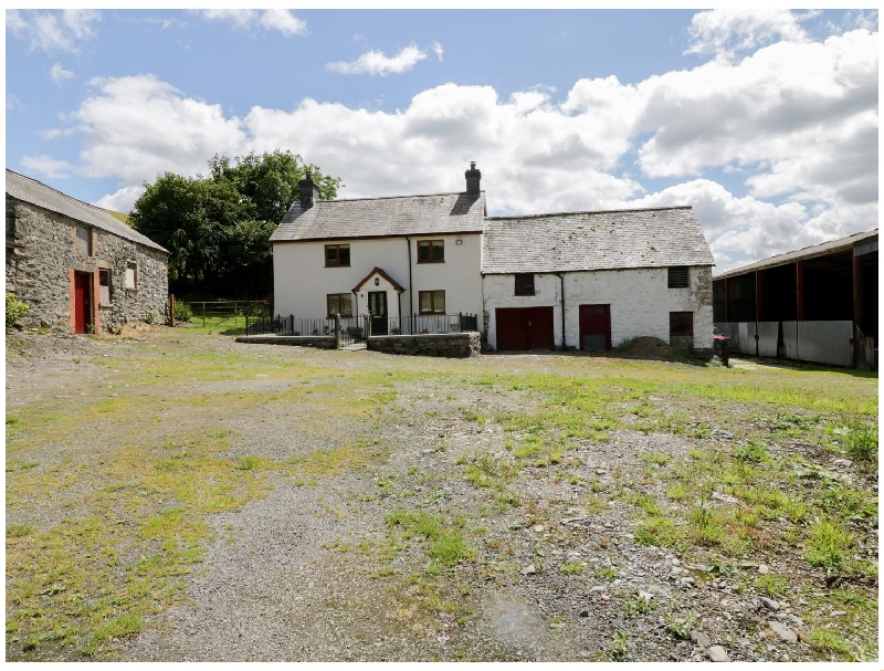 Maerdy Cottage a holiday cottage rental for 6 in Corwen,