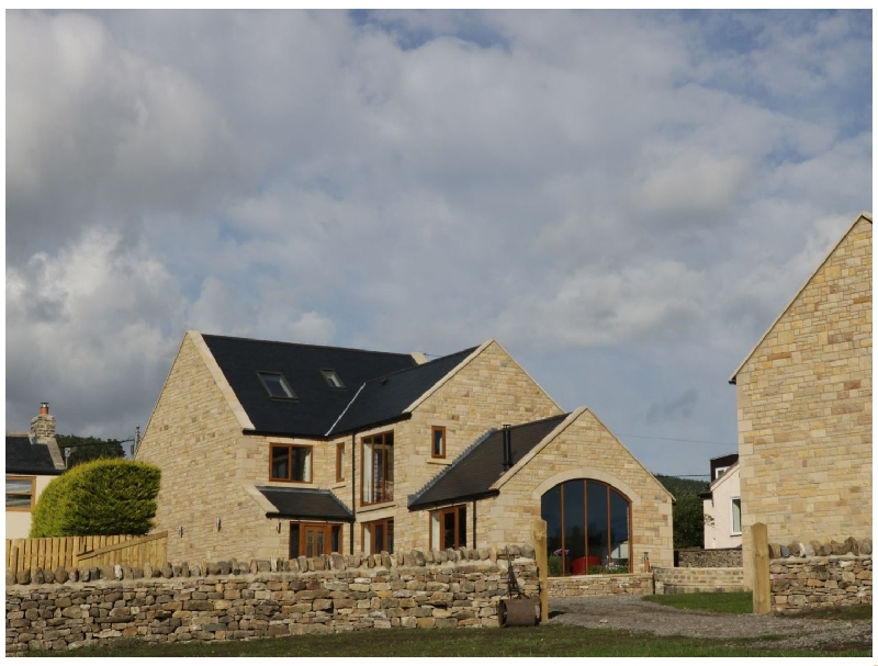 Jacob's Lodge a holiday cottage rental for 16 in Eggleston,