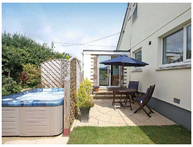 Respryn a holiday cottage rental for 2 in Mevagissey,