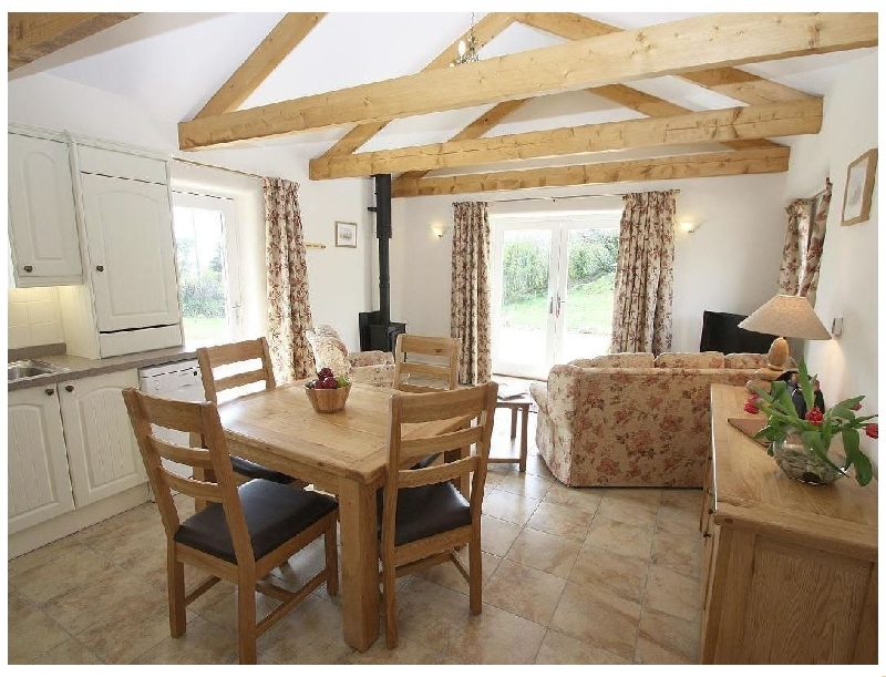 Wagon House a holiday cottage rental for 2 in Lostwithiel,