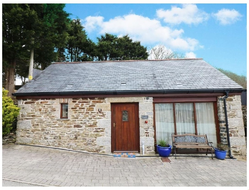 Oak a holiday cottage rental for 2 in Falmouth,