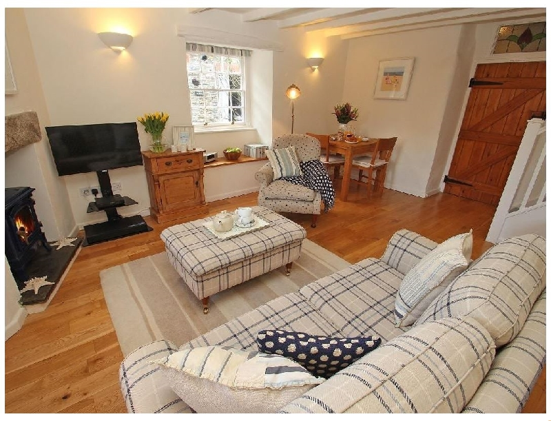 Sunrise Cottage a holiday cottage rental for 2 in Padstow,