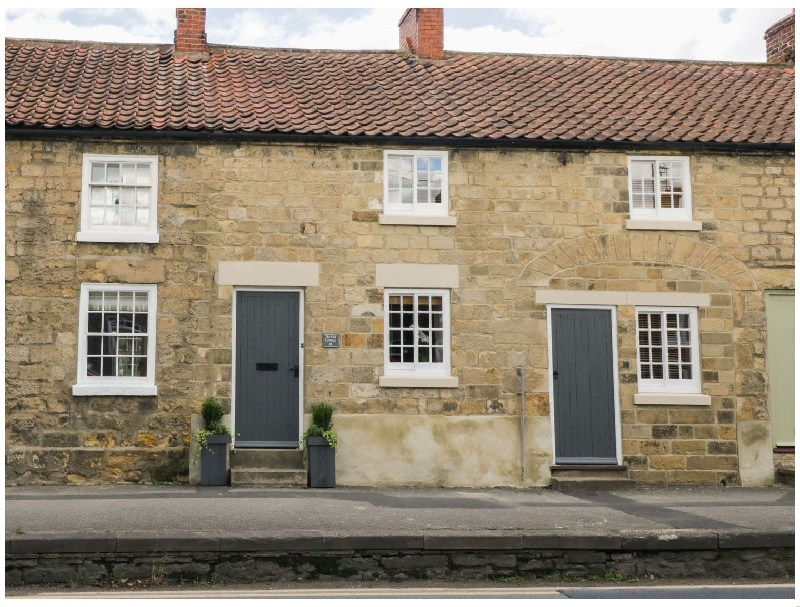 The Old Cartway a holiday cottage rental for 6 in Pickering,