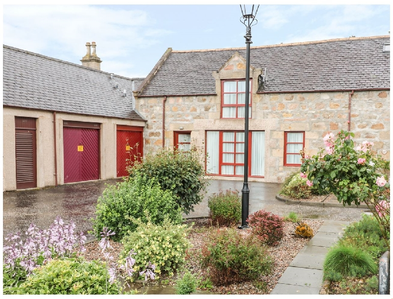 The Farm Steading a holiday cottage rental for 4 in Aberlour,