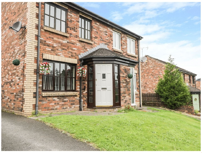Hadrian's Lodge a holiday cottage rental for 4 in Brampton,