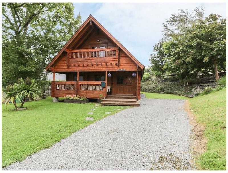 Sunset Lodge 6 a holiday cottage rental for 7 in Llanbedr,