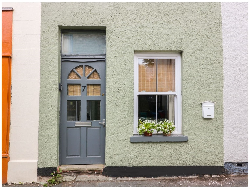 7 Bell Street a holiday cottage rental for 3 in Talgarth,