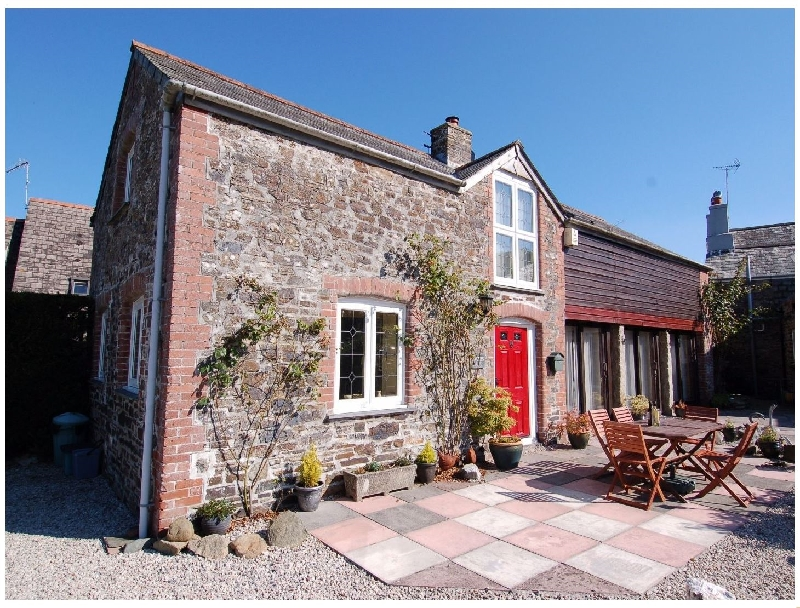 Jacobs Barn a holiday cottage rental for 5 in Lifton,