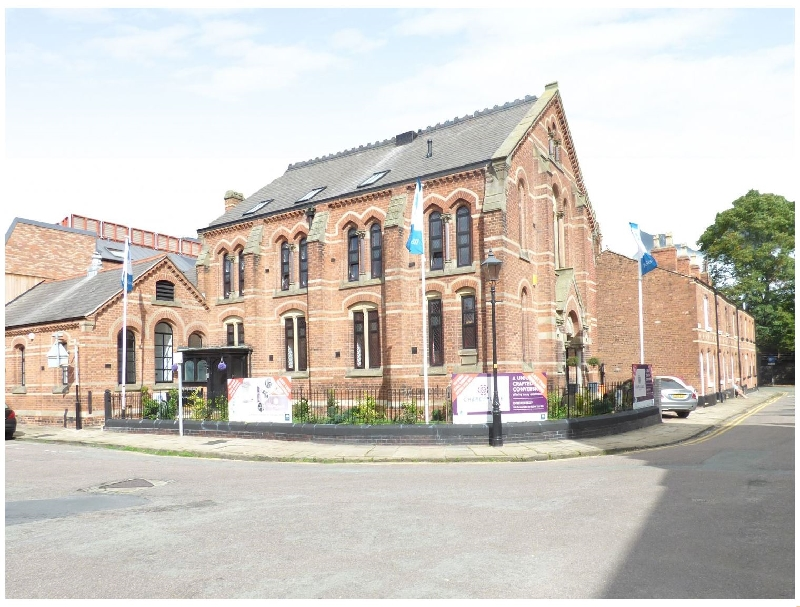 1 Chapel Place a holiday cottage rental for 3 in Chester,