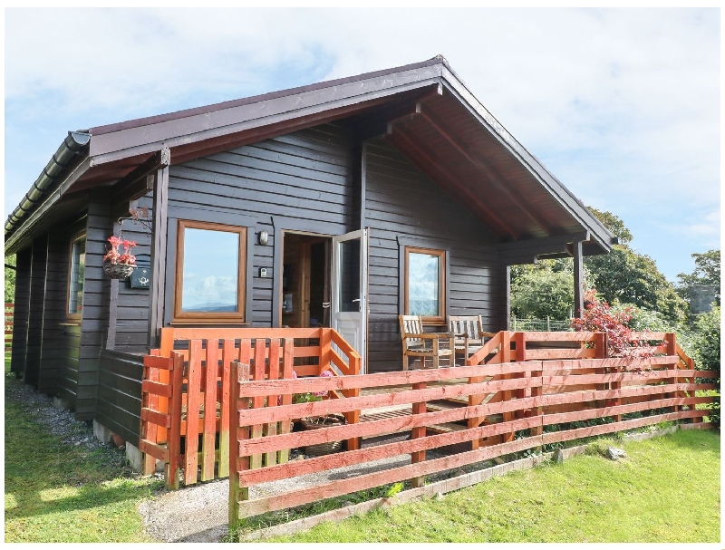Details about a cottage Holiday at The Chalet at Ben Hiant
