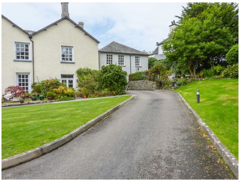 8 Kents Bank House a holiday cottage rental for 6 in Allithwaite,
